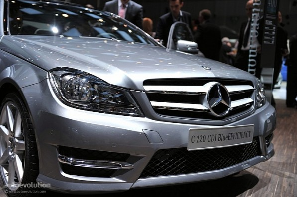 C Class Coupe 597x396 C Class Coupe on Sale Now, Pricing Revealed
