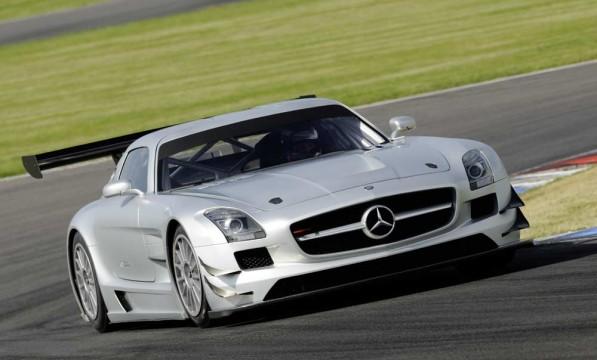 SLS AMG GT3 597x360 SLS AMG GT3 Heads to AMG Driving Academy