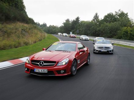 academy Daimler Announces Mercedes Benz Driving Academy In The U.S. for Teens