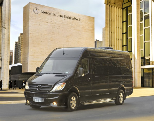 brilliantvan 597x468 Mercedes Sprinter Van Shames Ordinary Limos