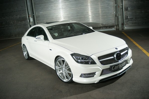 carlsson 2011 cls 597x398 Carlsson Readies CLS AMG Kit In Time For Geneva