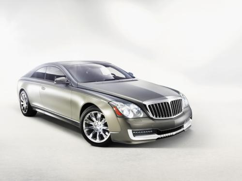 cruiserio Maybach 57S Cruiserio Premieres At Geneva