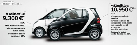 edition52 Edition 52 is smarts Newest Limited Edition fortwo