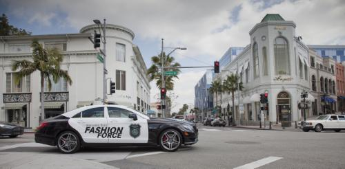 fashionforce Oscar Week Drew Fashion Force Patrol To Streets Of LA