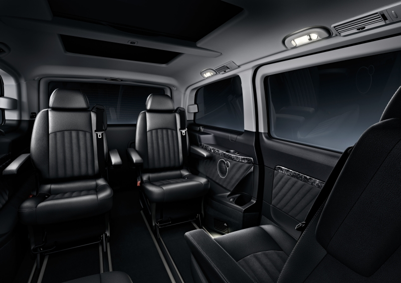 Mercedes vito interior styling for Interior mercedes vito