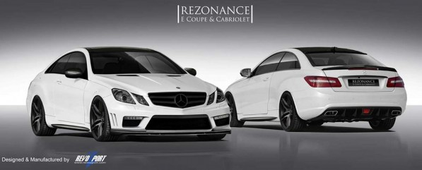 revozport 597x241 Revozport Introduces E Class Body Kit