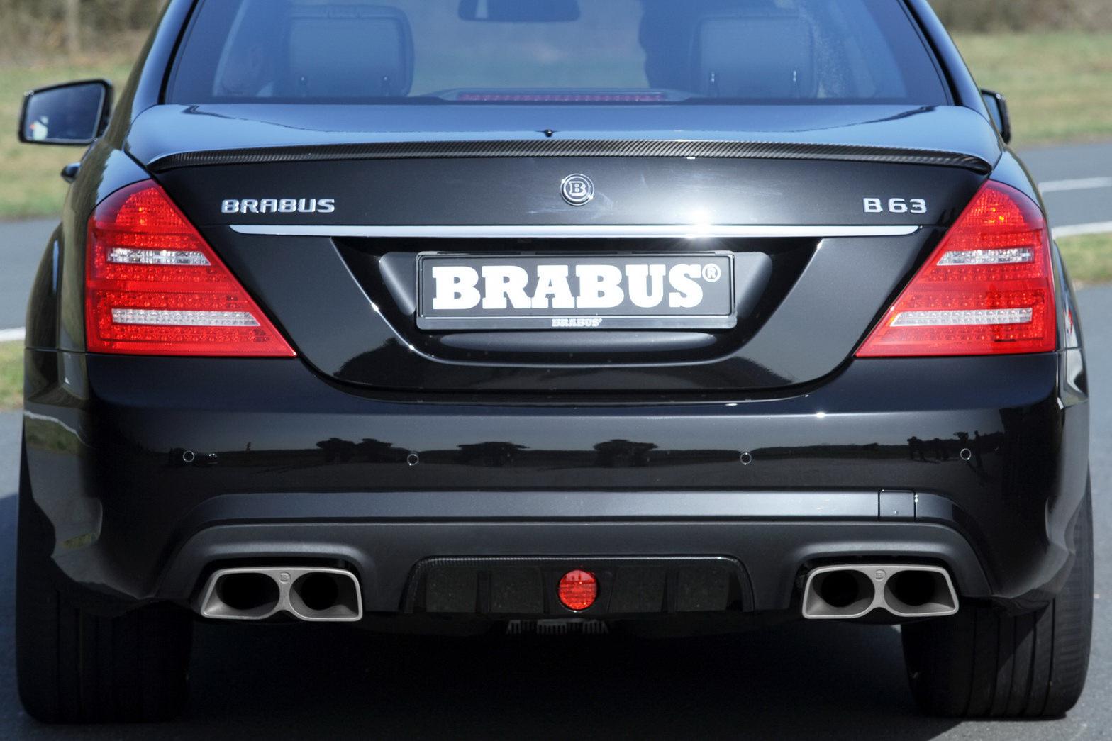Brabus mercedes canada for Mercedes benz finance canada