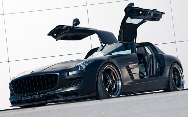 kicherer SLSAMG63 SupersportGT 00 597x372 Unwrapped: The SLS AMG 63 Supersport GT by Kicherer