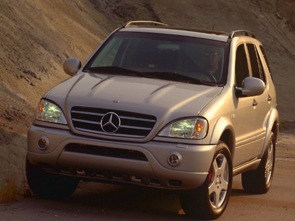 recalls 597x448 Mercedes Recalls M Class And Sprinter Vans