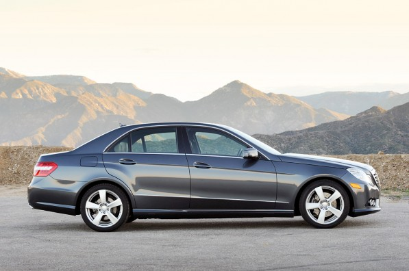 05 mercedese 597x396 Updated E Class Models Feature New Engines With Direct Injection