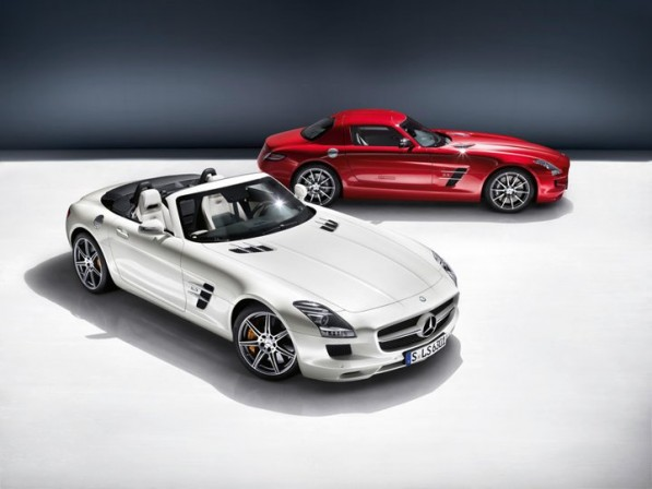 254110 10150208376801670 6604386669 7253934 8325107 n 597x448 Official: The Mercedes Benz SLS AMG Roadster