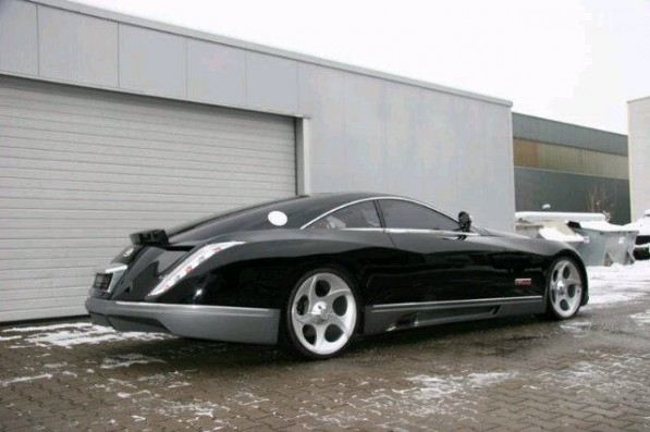 birdman exelero 597x397 Rapper Birdman Acquires $8 Million Maybach Exelero