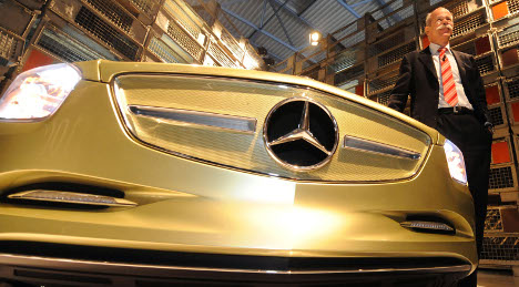 profits Daimler EBIT for Q1 Jumps 71 Percent