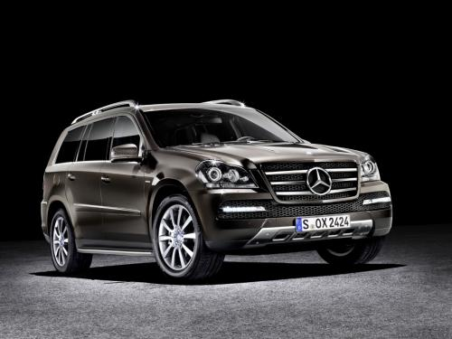 qtr Mercedes To Launch GL Grand Edition Later This Year