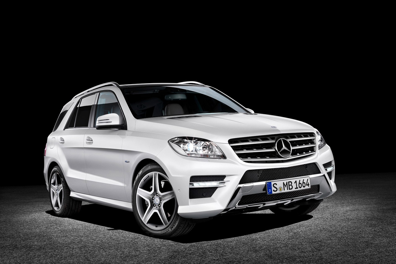20 2012 mercedes benz m class 1 597x397 Official: The 2012 Mercedes