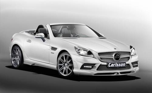 Carlsson 2012 SLK Tuning Kit for 2012 Mercedes SLK By Carlsson
