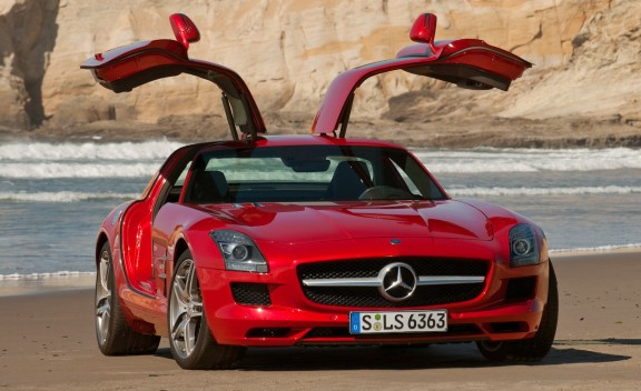 Mercedes Benz Baby SLS 2014: Mercedes Benz to Launch 500HP Sports Car