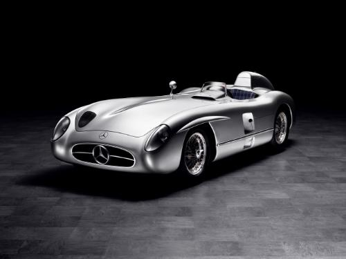 mercedes benz 300 slr exhibited in the us 36397 1 Rare 1955 300 SLR Graces Portland Art Museum Exhibit