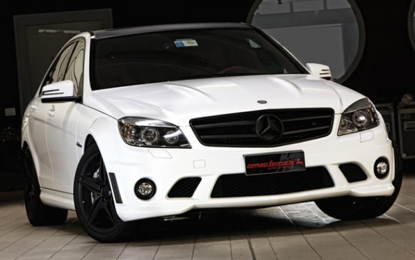 romeo ferraris c63 597x374 Italian Tuner Introduces WhiteStorm C63