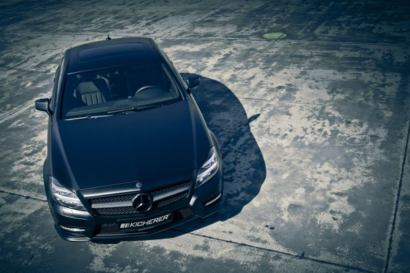 2259979501626081998 597x398 Kicherer Released their Version of the Mercedes CLS500