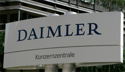 400 Konzernzentrale Daimler Group Hits Record Earnings For Q2 2011