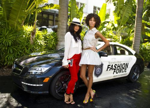 Mercedes Benz Fashion Force in Miami