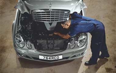 Mercedes-Benz Offers 'Mobile Service Checks' until October