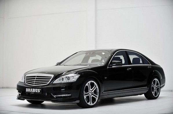 Mercedes Benz S Class by Brabus4 597x396 Brabus Made the AMG S Class a Masterpiece