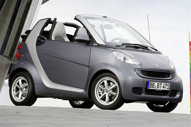 Smart Special Edition Pearl Grey
