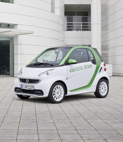 400 11C852 014 3rd Gen smart EV Will Electrify In 2012