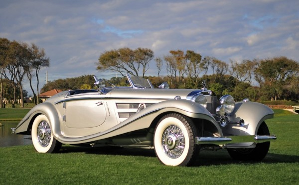 Mercedes 540K Sold for $9.68M in Monterey2