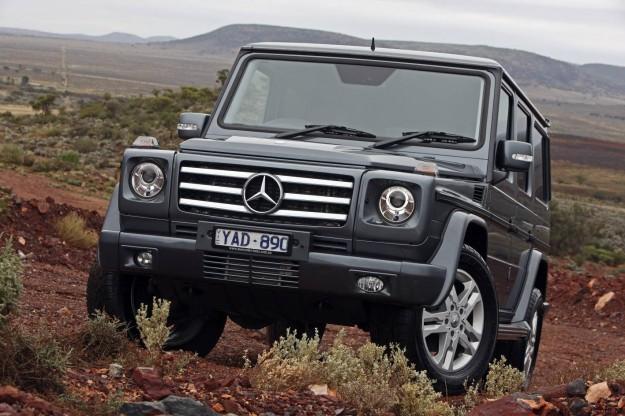 Mercedes G-Class' PR Nightmare