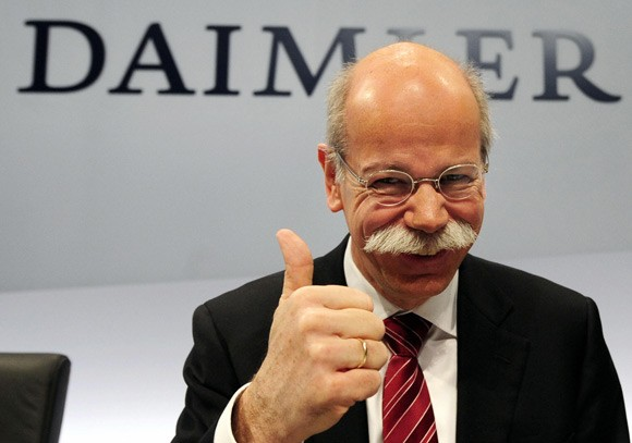 daimler up Lack Of Engineers Threatens Pace Of New Car Development