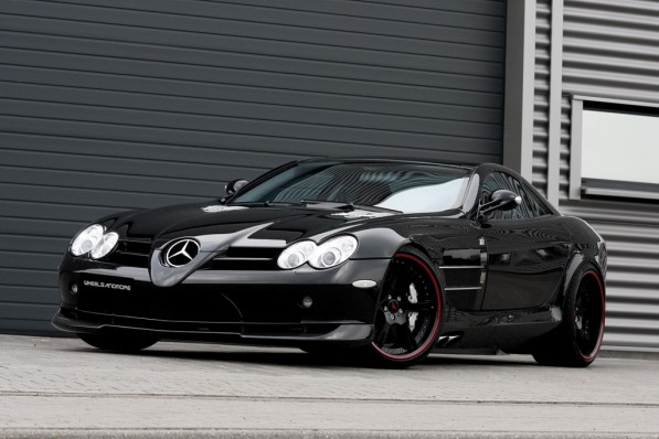 mercedes slr 7o7 edition by wheelsandmore 37924 1 597x398 Wheelsandmore Unleashes Its SLR 7o7
