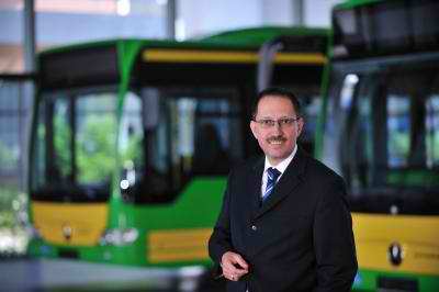 Roman Biondi Takes Over Mercedes-Benz Bus Sales