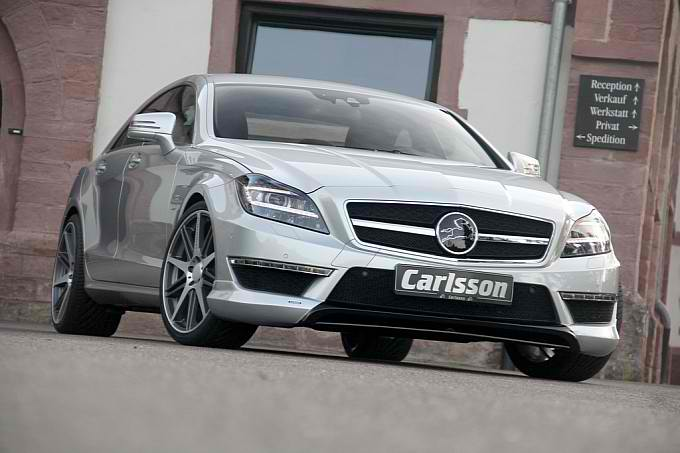 Carlsson CK63 RS Carlsson CK63 RS: Tuners Take on the Mercedes Benz CLS 63 AMG