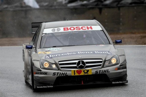 DTM C 597x395 DTM Round 8 Places Mercedes On Familiar Ground