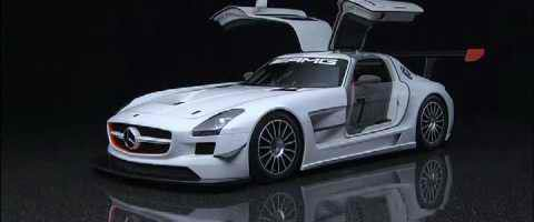 SLS AMG GT3 Now Officially a Part of AMG Driving Academy