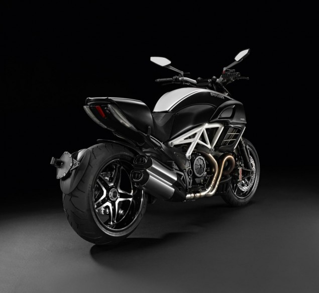 The Ducati Diavel AMG at the Frankfurt Motor Show The Ducati Diavel AMG at the Frankfurt Motor Show