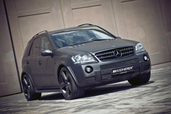 kicherer mercedes ml63 amg carbon series released 38942 1 597x397 Kicherer Releases Carbon Fiber Series For Outgoing ML63 AMG