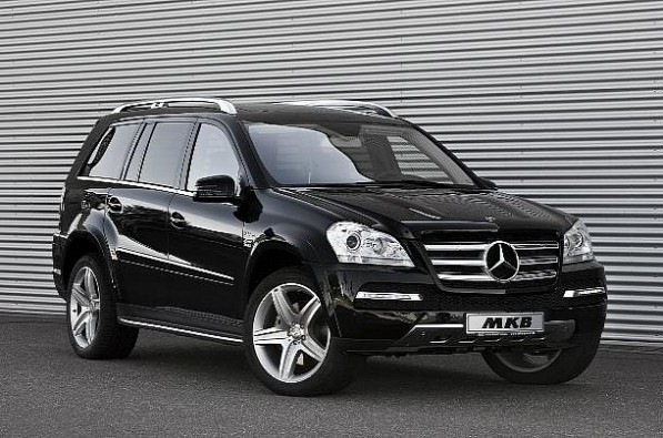 mercedes gl v12 engine swap by mkb medium 6 597x395 V12 Mercedes GL Released   By Tuner MKB
