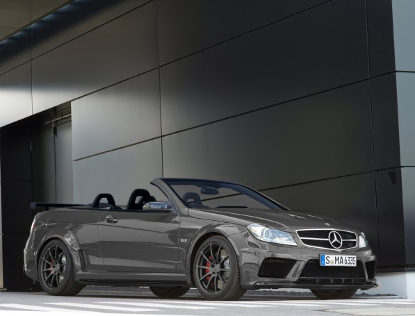 c63amgconv 597x455 C63 AMG Convertible Rendered By Enthusiast