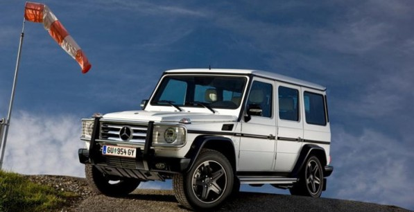 mercedes g55 arabia 100 limited edition launched in oman 39798 1 597x306 Oman Distributor Launches G55 Arabia Limited Edition