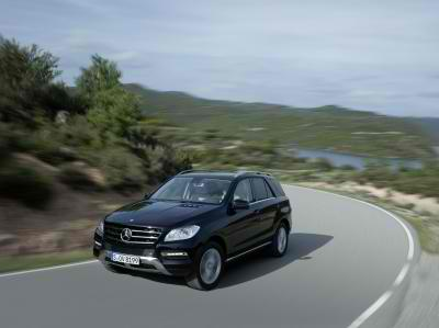 New B-Class and M-Class Now in Dealers