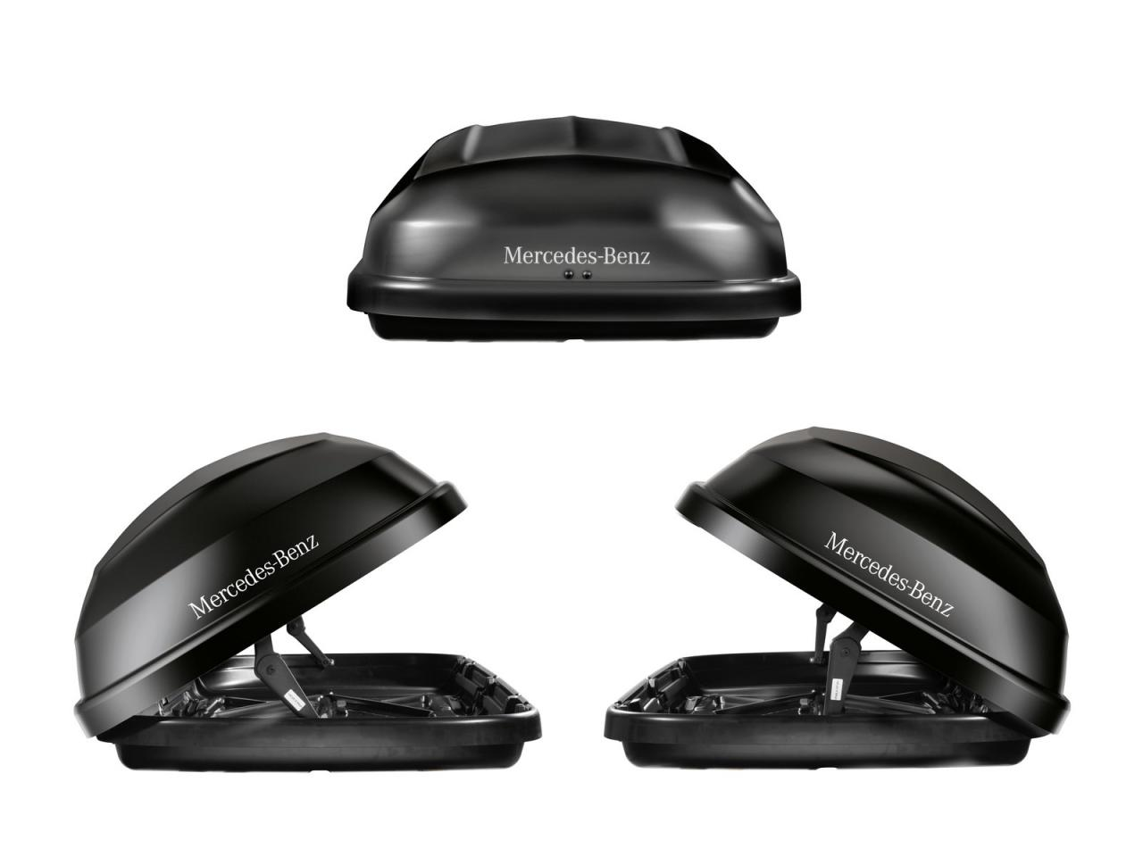 Mercedes introduces accessories for m and b class for Accessories for mercedes benz