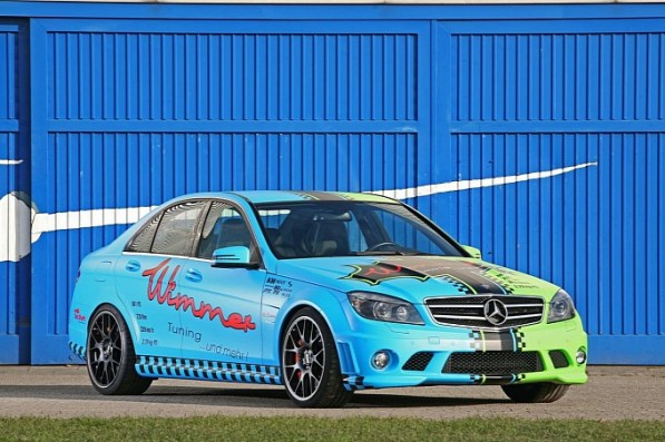C63 AMG Eye Candy by Wimmer RS9 597x397 C63 AMG Eye Candy by Wimmer RS