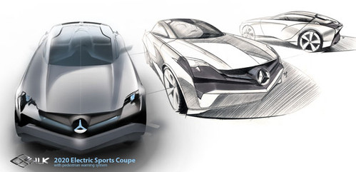 Concept Car Mercedes-Benz SILk6