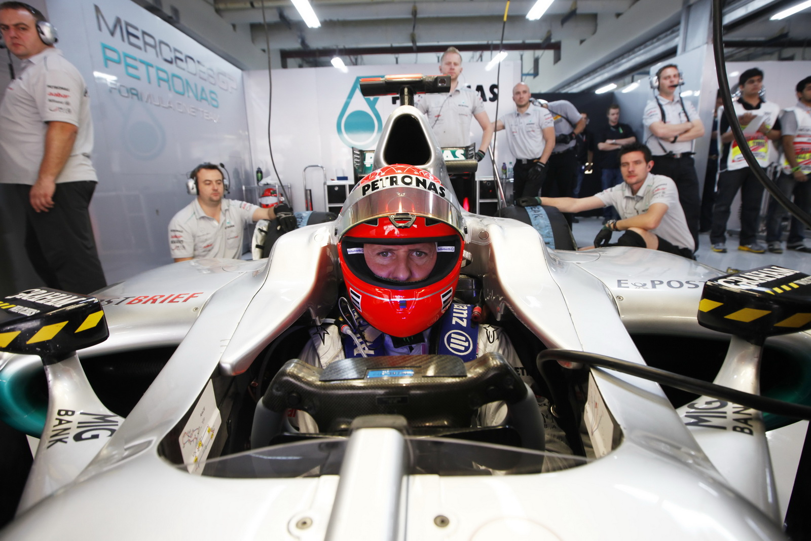 Motorsports: FIA Formula One World Championship 2011, Grand Prix of India