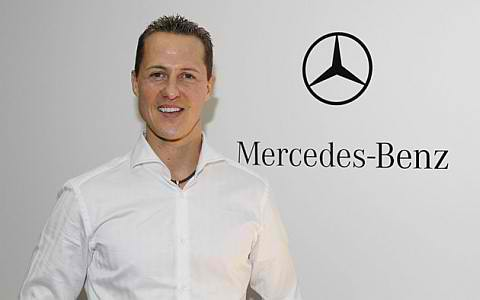 Michael Schumacher Retiring1 Rumor: Michael Schumacher, Retiring?