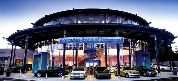 Why canadian customers are buying and servicing their for Mercedes benz dealership seattle